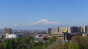 Yerevan vor Ararat