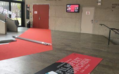 Stipendiatin an der HFF/Drehbuchwerkstatt München/Steiermark/CineArt 2017/2018