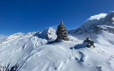 Scheidle spricht Radio-Dokus: Umstrittene Gletscherehe