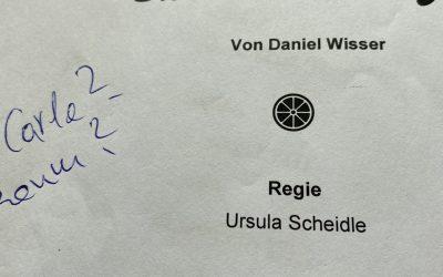Herbst 2021: Originalhörspiel für Ö1/ORF von Daniel Wisser